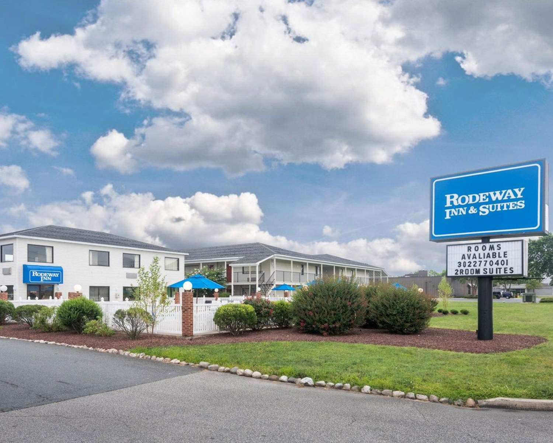 Exterior view - Rodeway Inn & Suites Rehoboth Beach