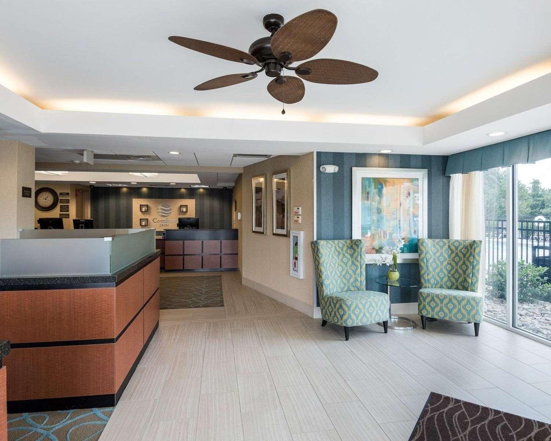 Lobby - Comfort Inn Rehoboth Beach