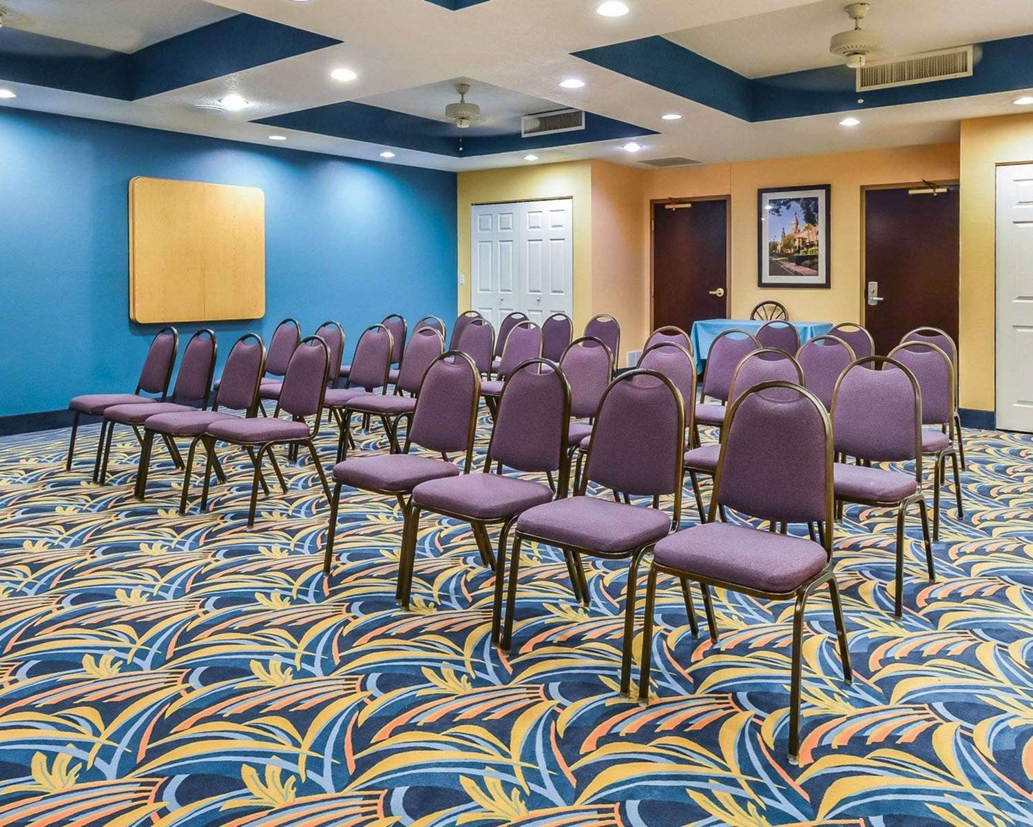 Meeting Facilities - Comfort Suites Southeast Tampa