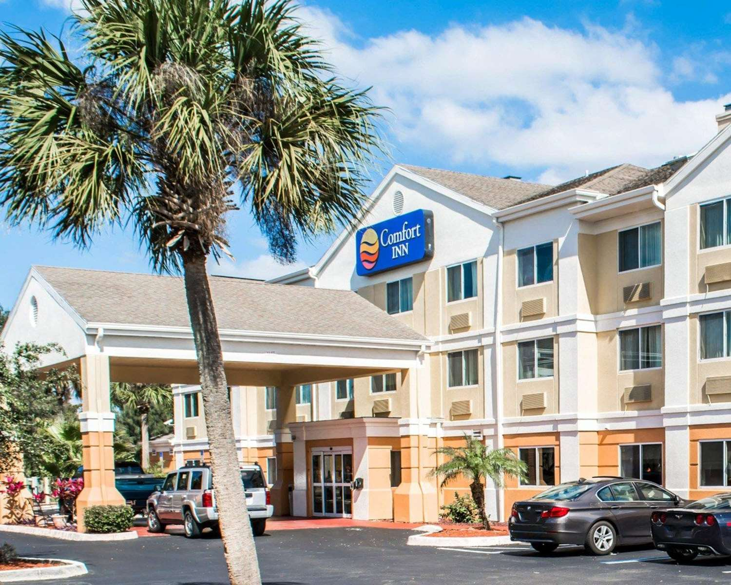 Exterior view - Comfort Inn Boatways Road Fort Myers