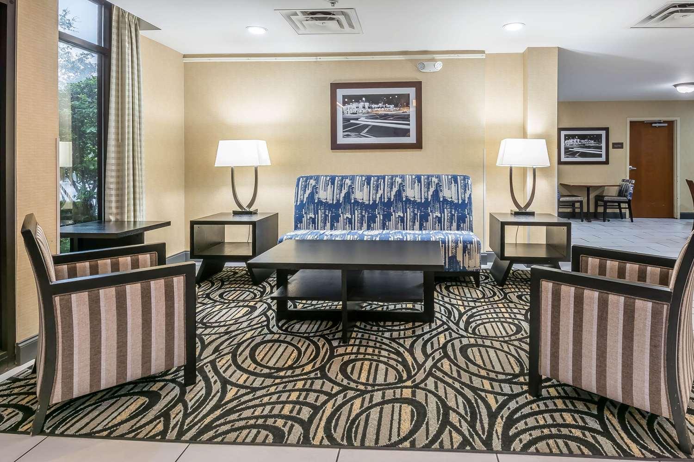 Lobby - Comfort Inn West Gainesville