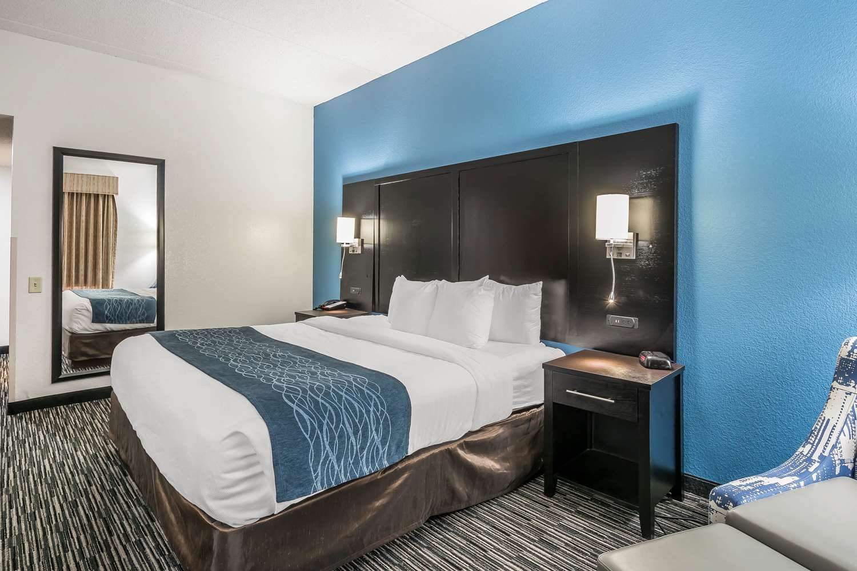 Room - Comfort Inn West Gainesville
