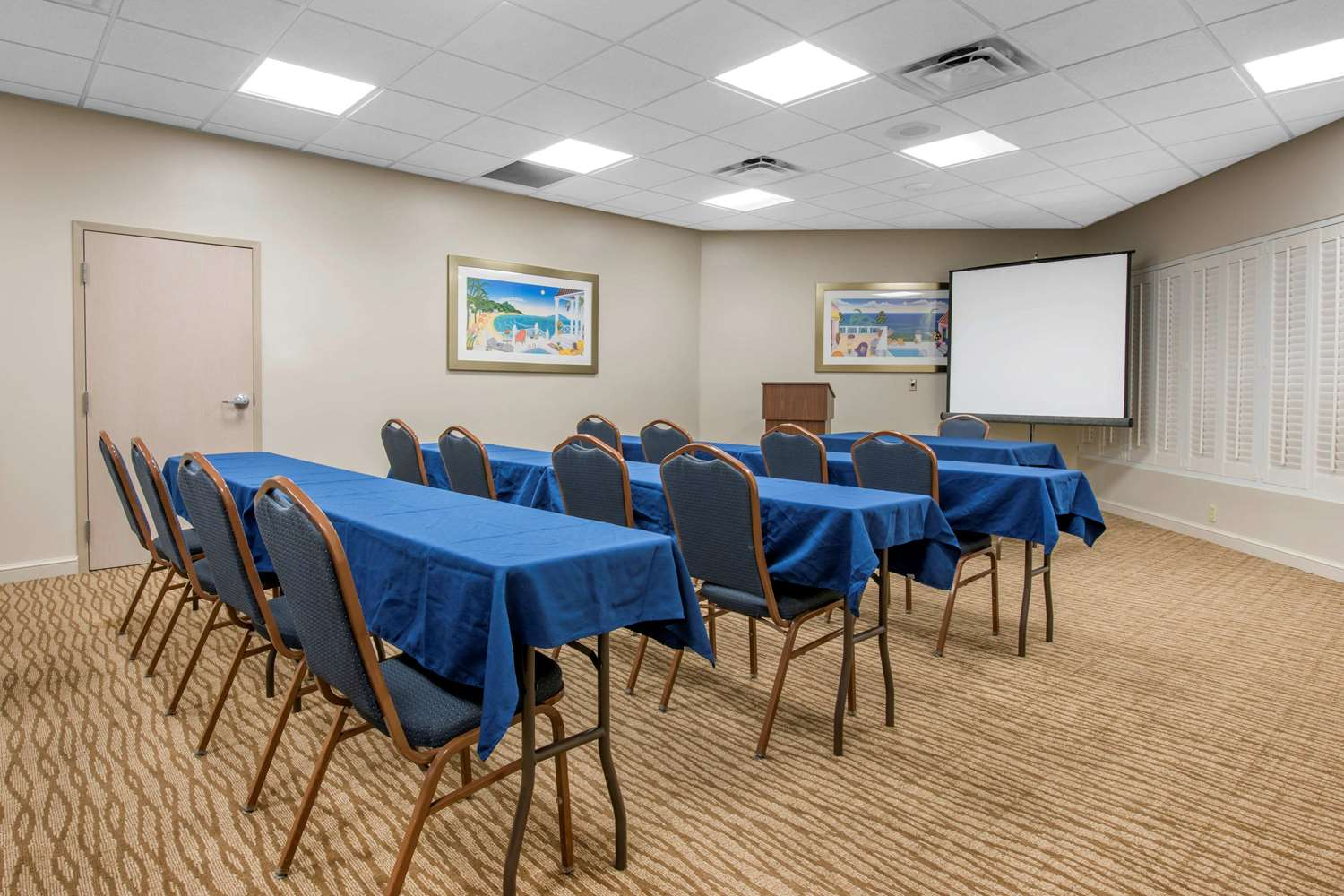 Meeting Facilities - Comfort Suites Maingate East Kissimmee