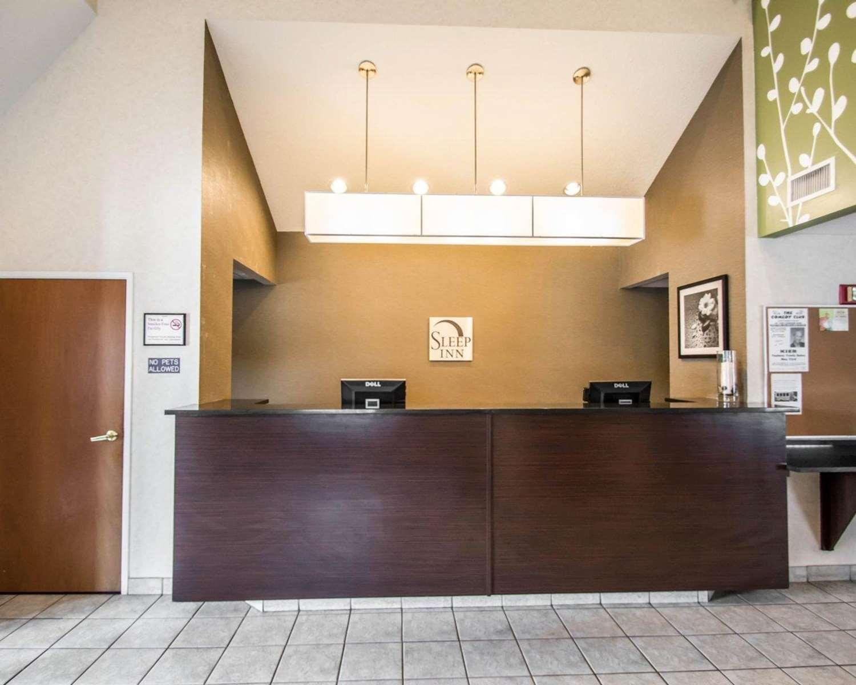 Lobby - Sleep Inn St Augustine