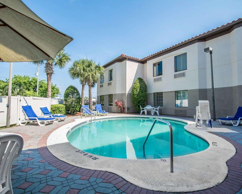 Pool - Sleep Inn St Augustine