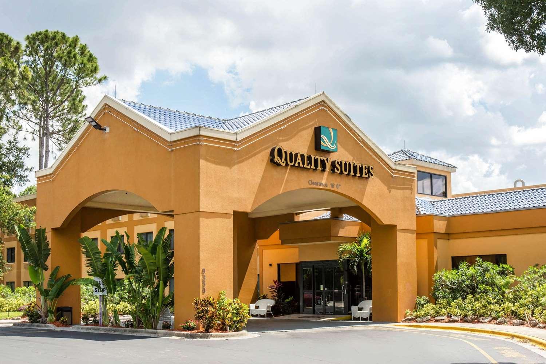 Exterior view - Quality Suites Universal South Orlando