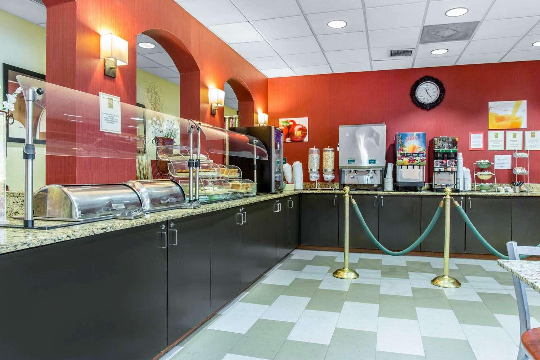 Restaurant - Quality Suites Universal South Orlando