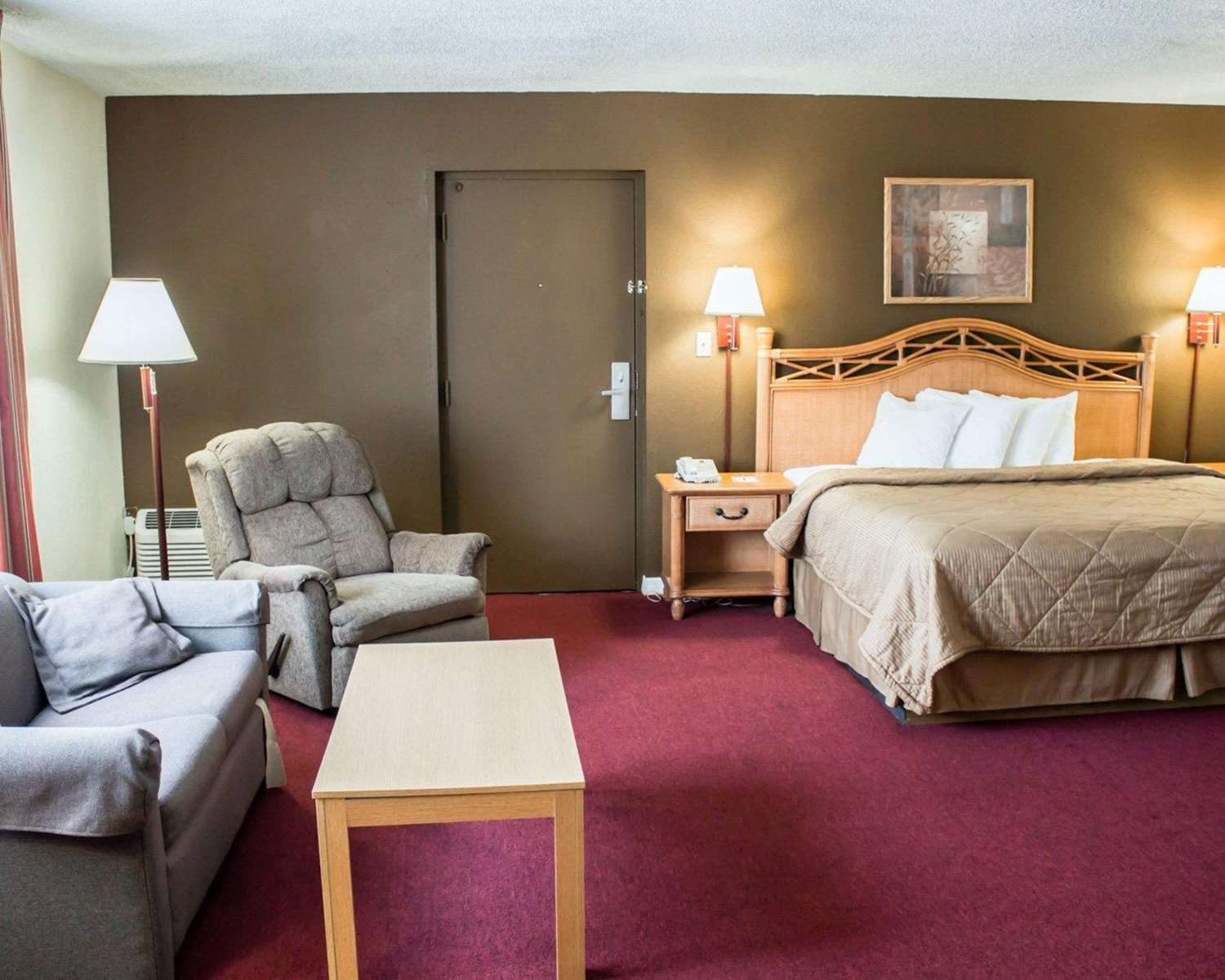 Suite - Quality Inn & Suites St. Augustine Beach