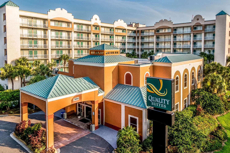 Exterior view - Quality Inn & Suites Universal Studios Orlando