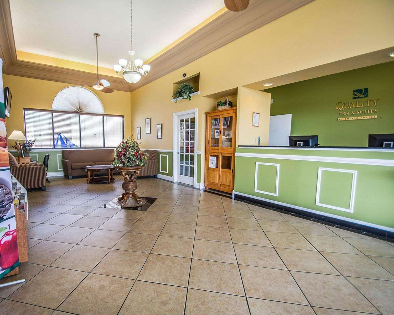Lobby - Quality Inn & Suites Mt Dora