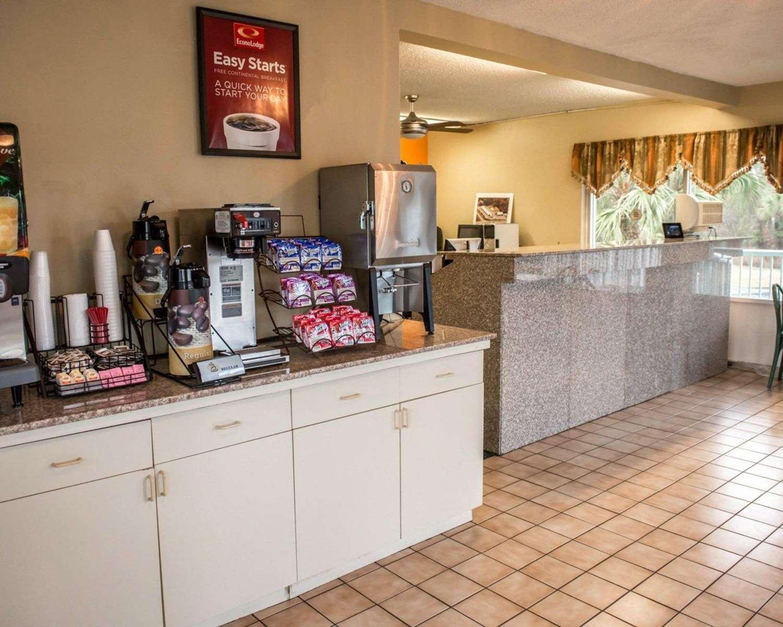 Restaurant - Econo Lodge North Lake City
