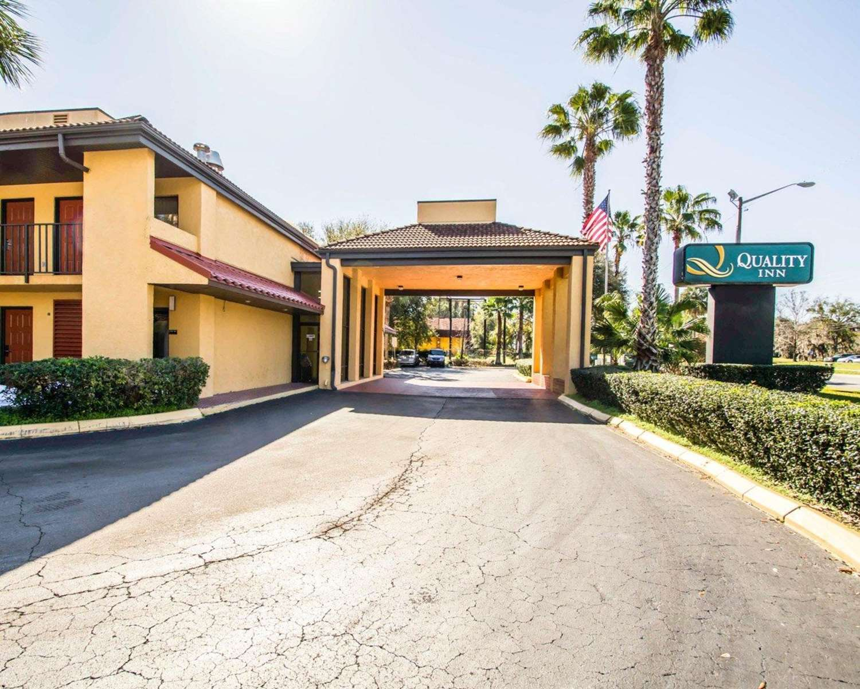 Exterior view - Quality Inn University Gainesville