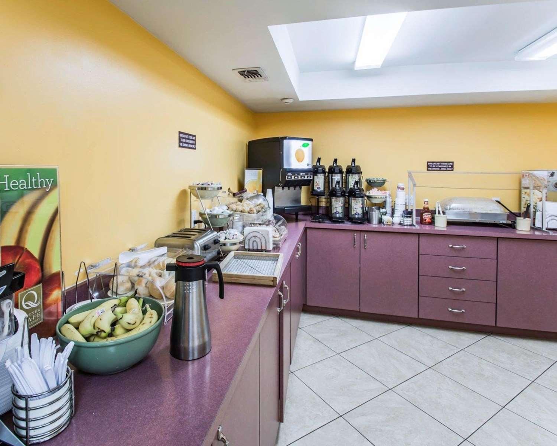 Restaurant - Quality Inn University Gainesville