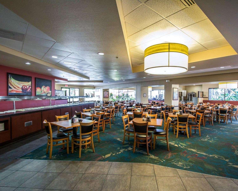 Restaurant - Clarion Inn Lake Buena Vista