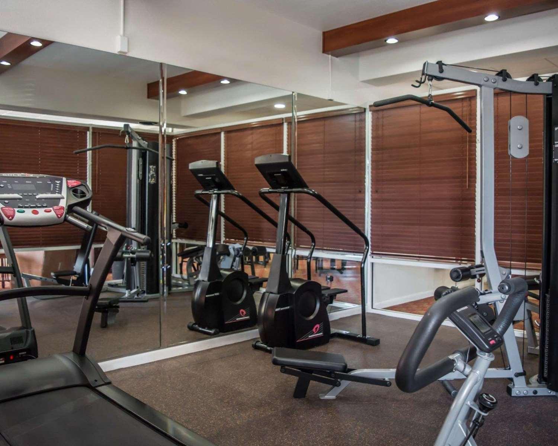 Fitness/ Exercise Room - Quality Inn Weeki Wachee