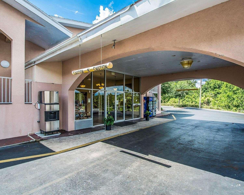 Exterior view - Rodeway Inn Gainesville