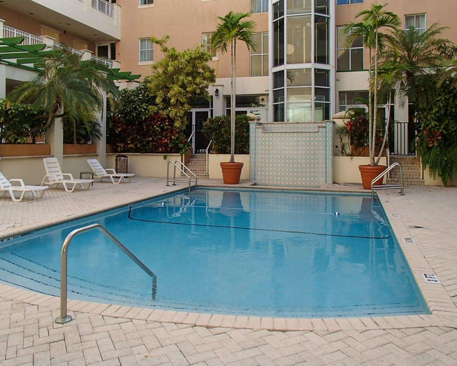 Pool - Rodeway Inn South Miami