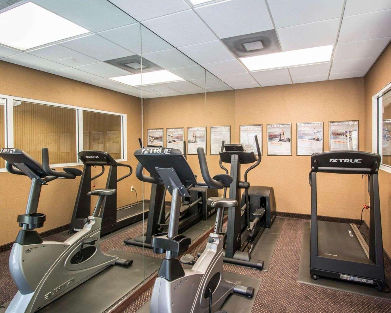 Fitness/ Exercise Room - Comfort Inn & Suites Jupiter