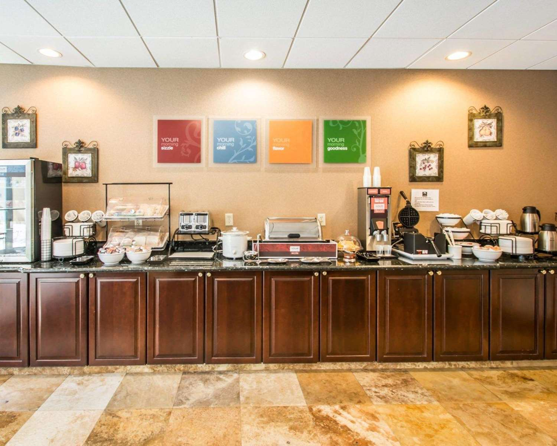 Restaurant - Comfort Inn & Suites Jupiter