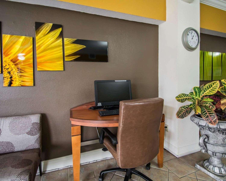 Conference Area - Quality Inn Alachua