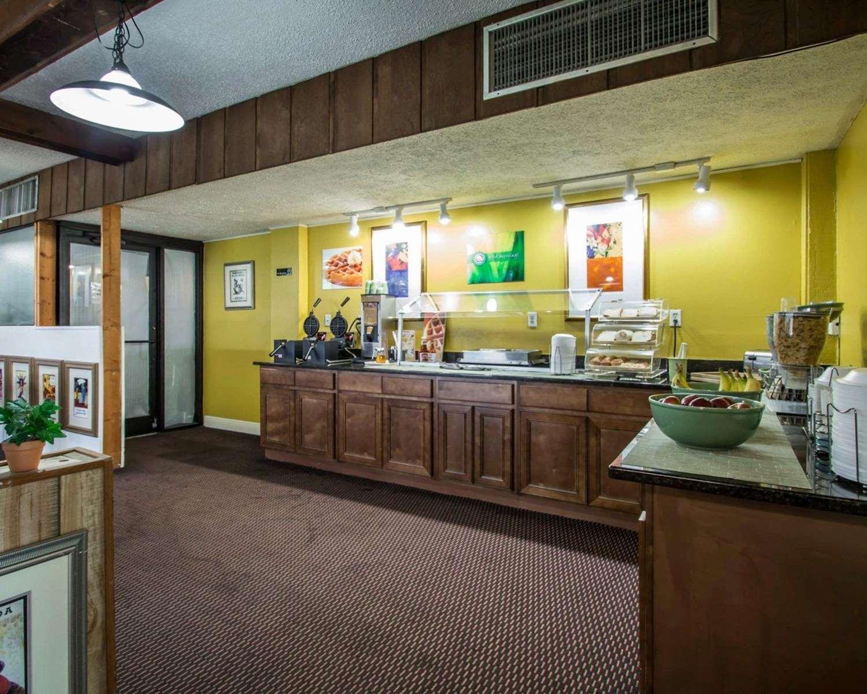 Restaurant - Quality Inn Alachua