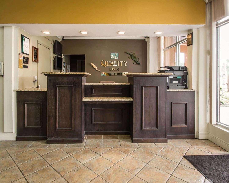 Lobby - Quality Inn Alachua