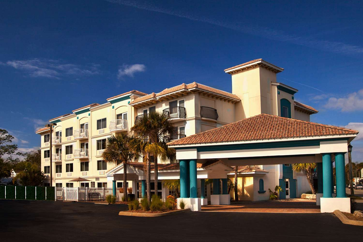 Exterior view - Villa Victor Hotel Downtown St Augustine