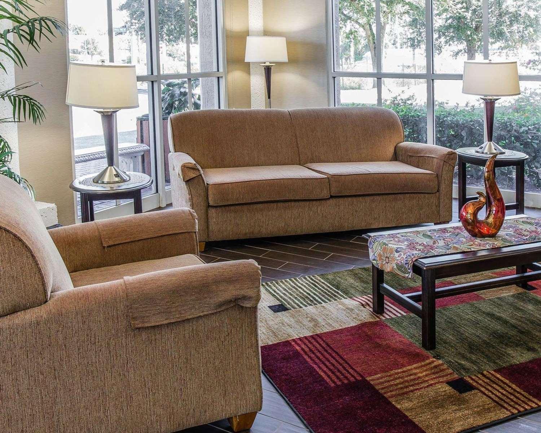Lobby - Comfort Inn & Suites Lakeland