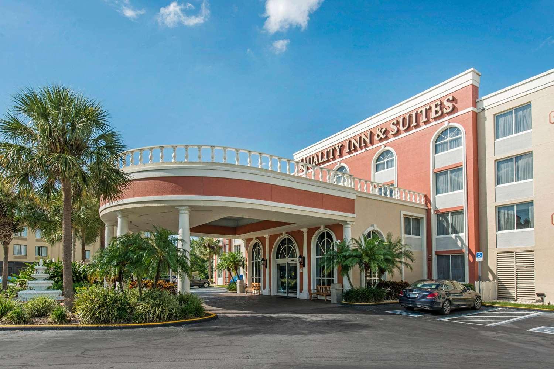 Exterior view - Quality Inn & Suites at Universal Studios Orlando