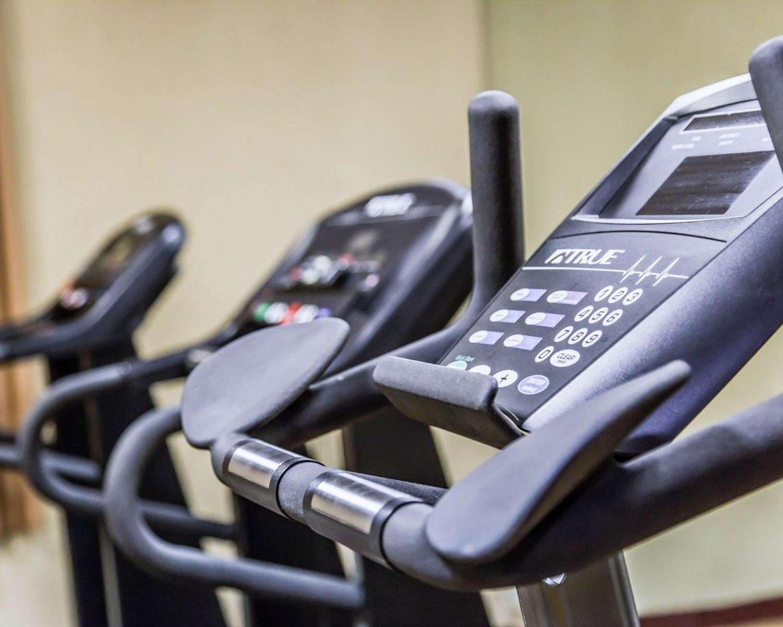Fitness/ Exercise Room - Sleep Inn & Suites Lakeland