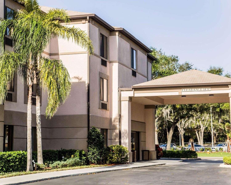 Exterior view - Sleep Inn & Suites Lakeland