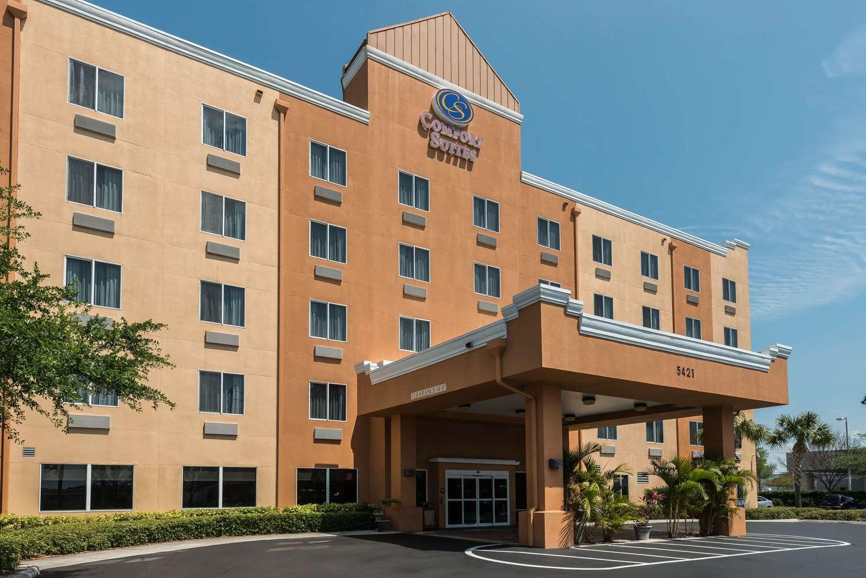 Exterior view - Comfort Suites Northwest Tampa