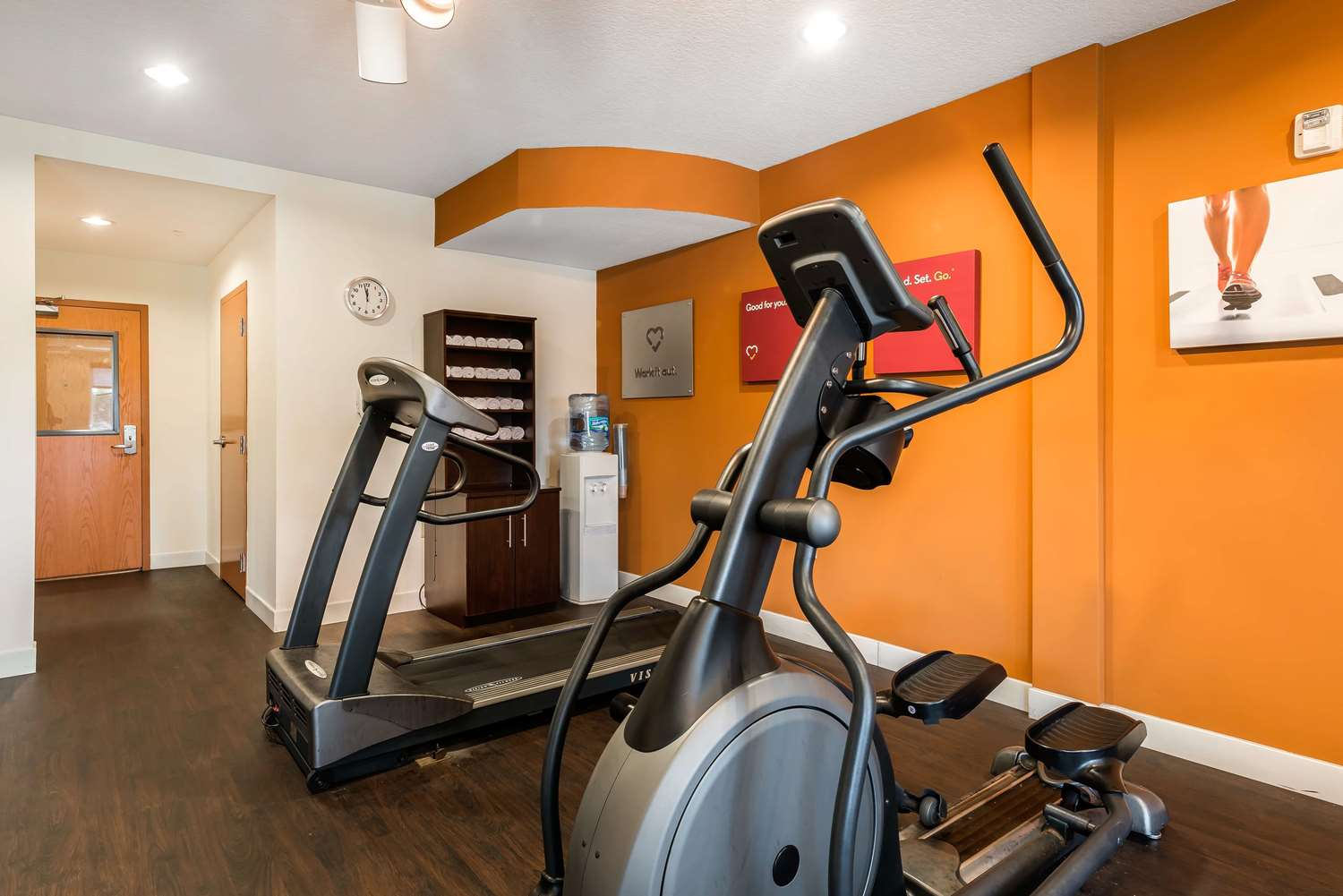 Fitness/ Exercise Room - Comfort Suites Northwest Tampa
