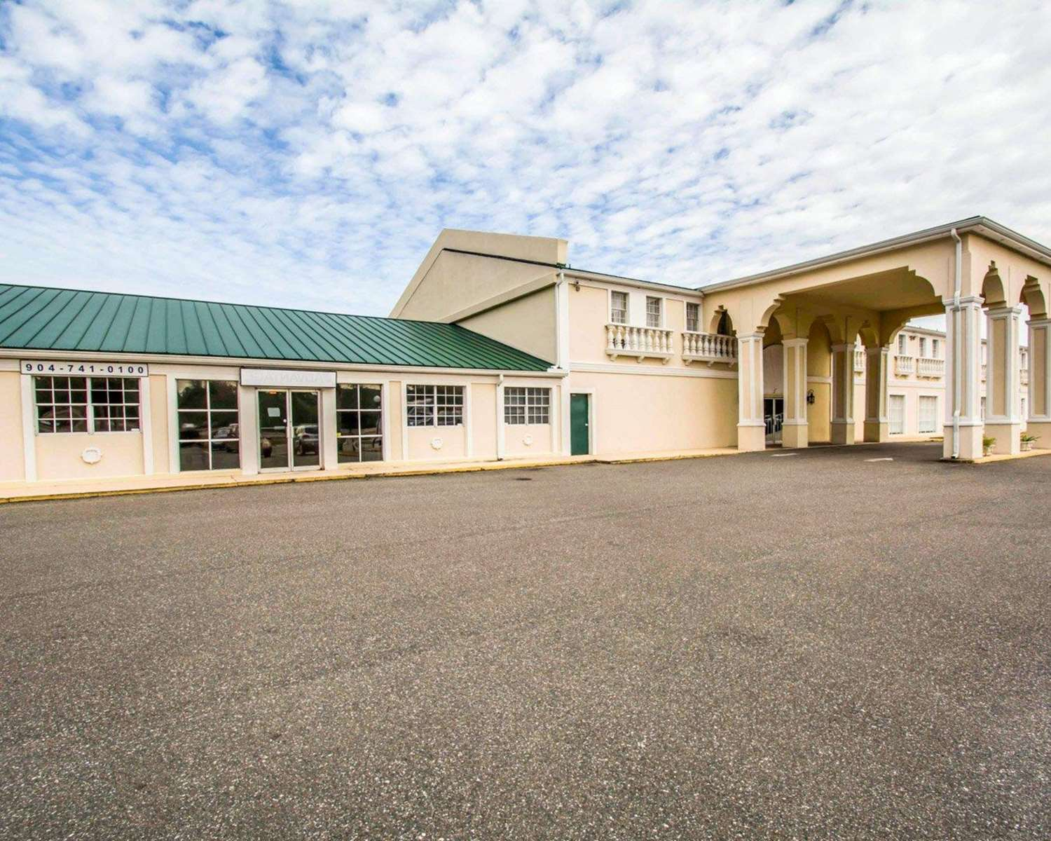 Exterior view - Quality Inn Airport Jacksonville
