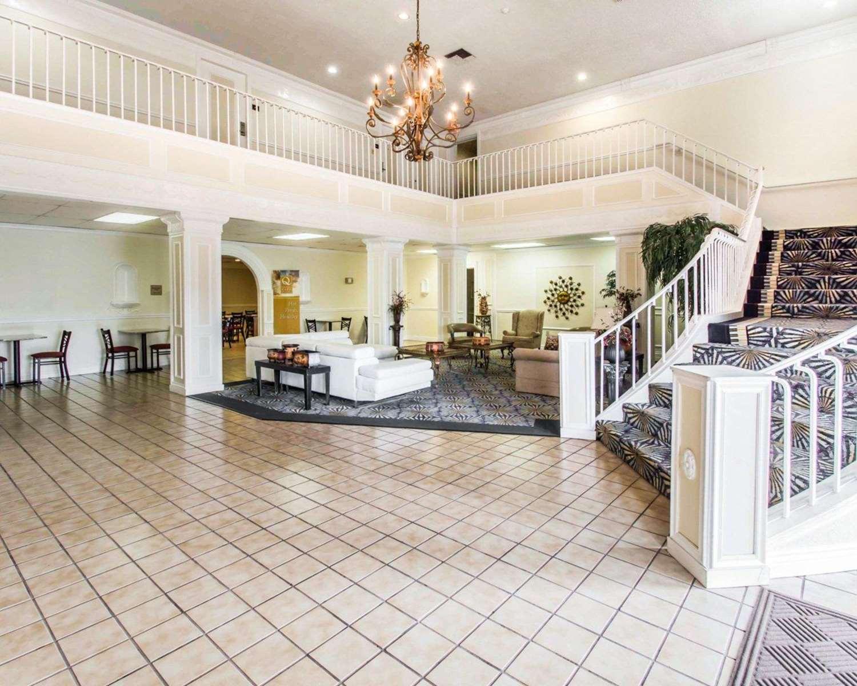Lobby - Quality Inn Airport Jacksonville