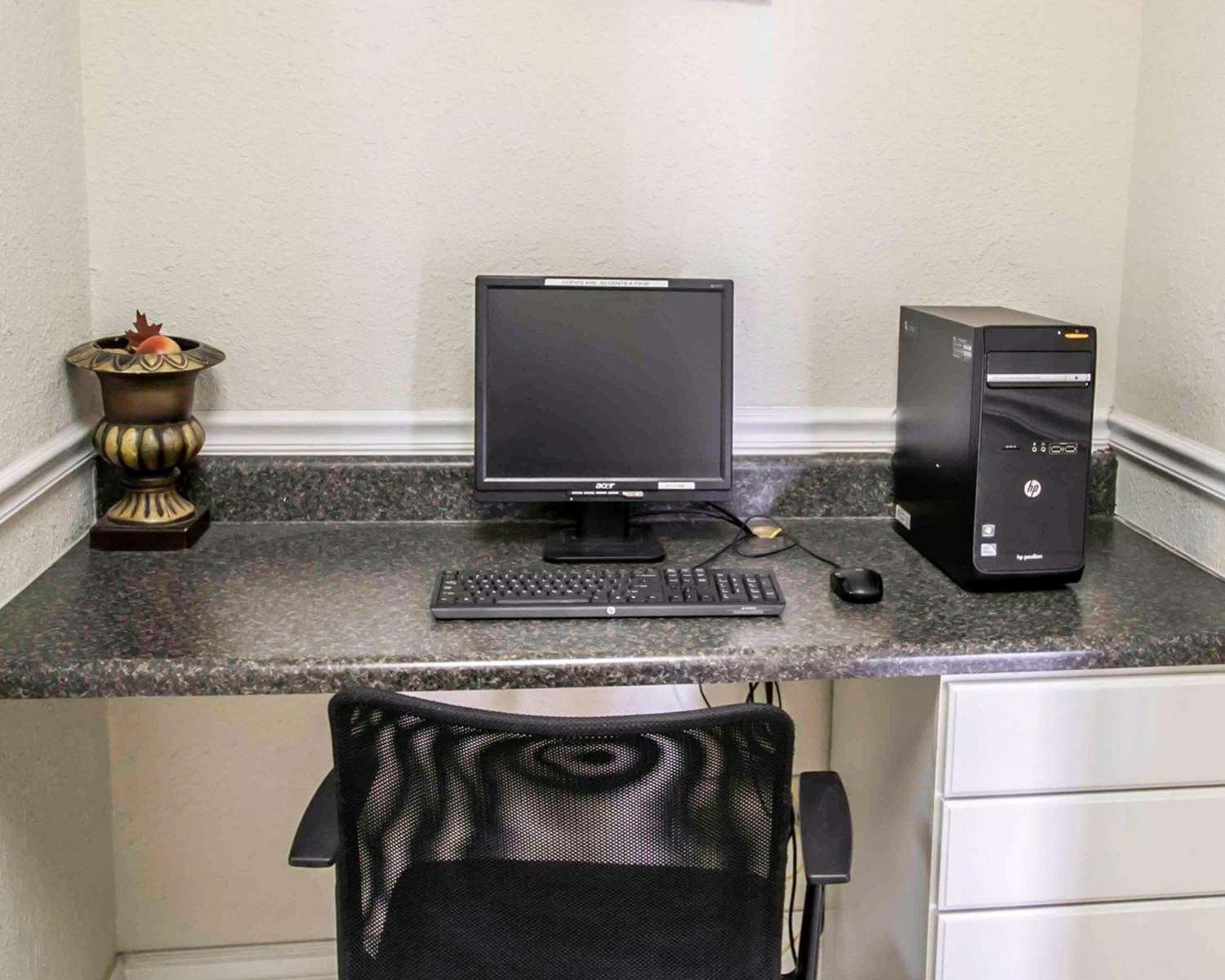 Conference Area - Quality Inn Airport Jacksonville