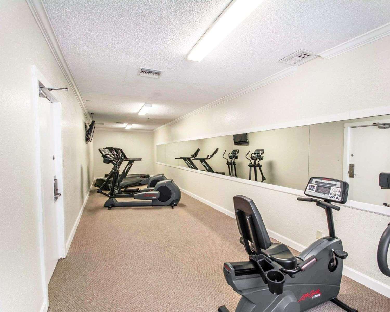 Fitness/ Exercise Room - Quality Inn Airport Jacksonville