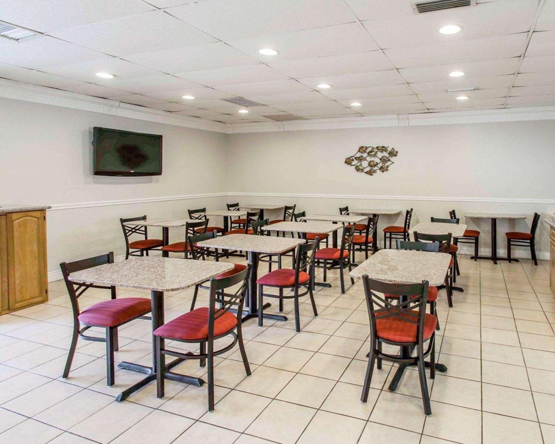 Restaurant - Quality Inn Airport Jacksonville
