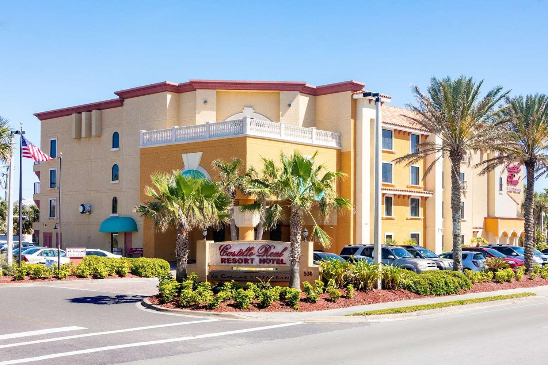 Exterior view - Castillo Real St Augustine Beach