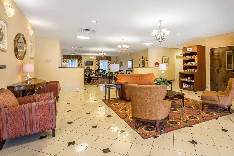 Lobby - Comfort Suites West Jacksonville