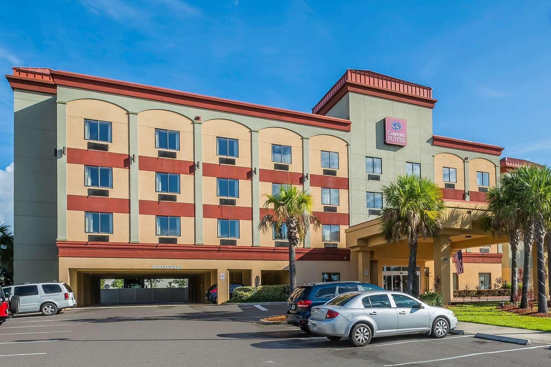 Exterior view - Comfort Suites West Jacksonville
