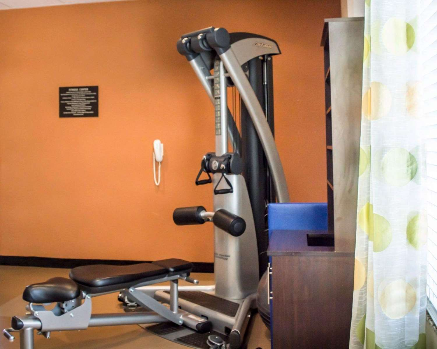 Fitness/ Exercise Room - Comfort Suites at Fairgrounds Tampa