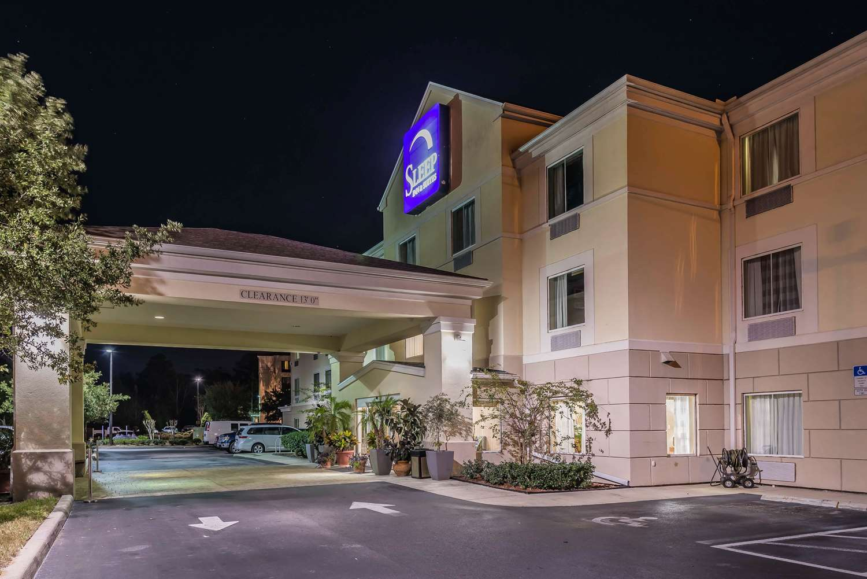 Exterior view - Sleep Inn & Suites Gainesville