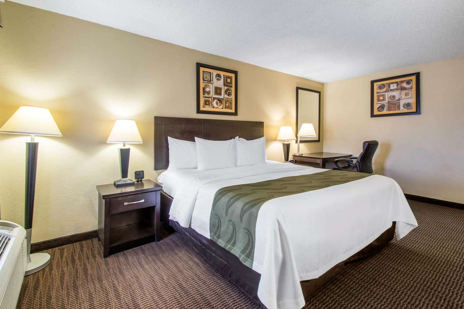 Room - Quality Inn Daytona Beach