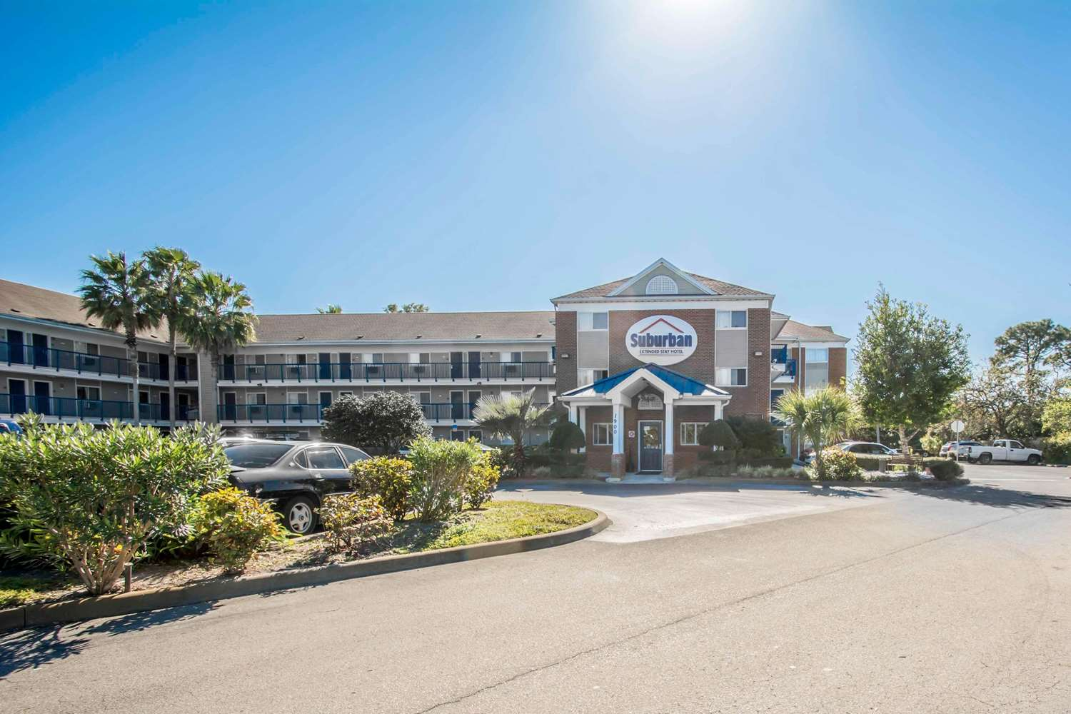 Exterior view - Suburban Extended Stay Hotel Stuart