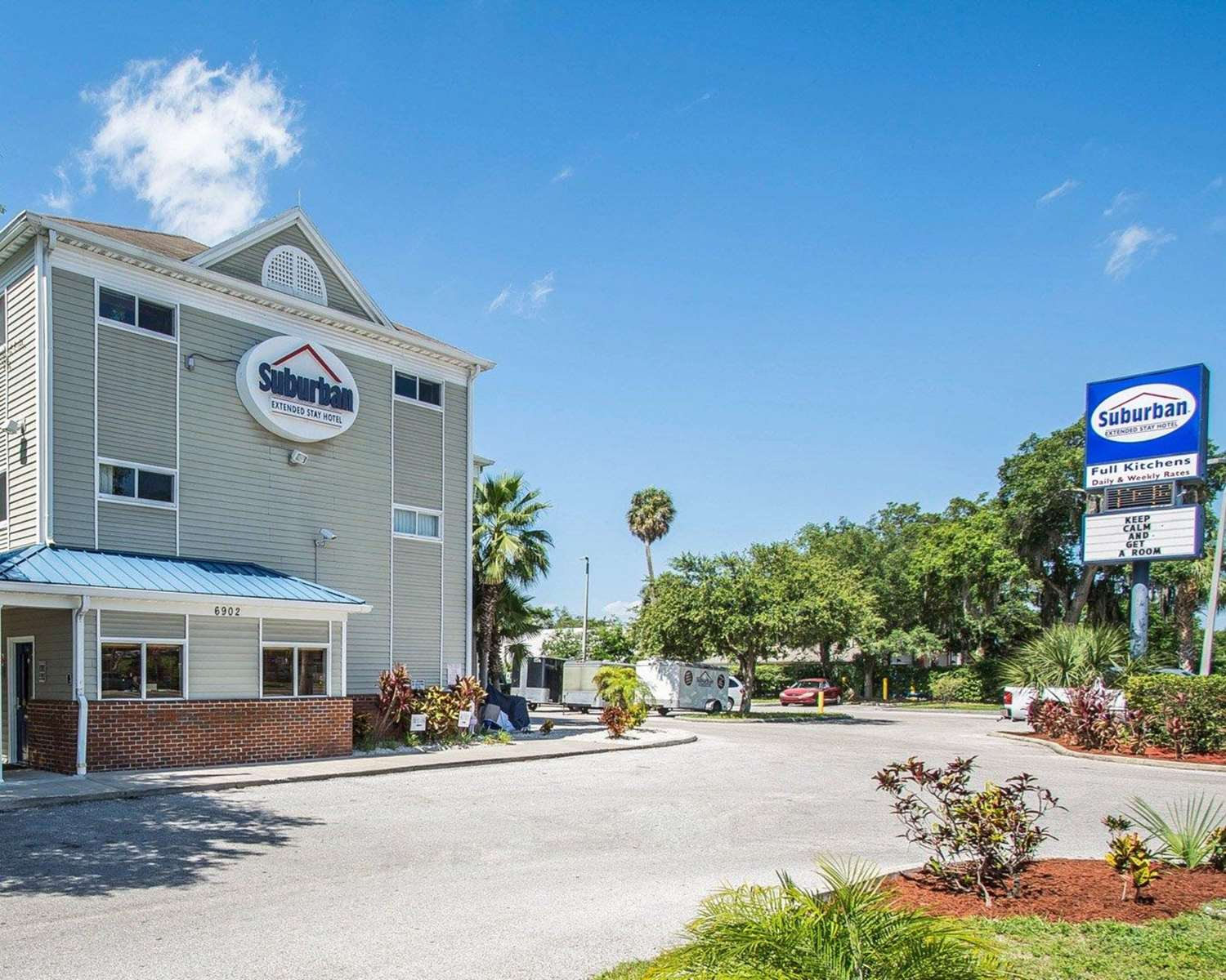 suburban extended stay hotel tampa airport fl see discounts. Black Bedroom Furniture Sets. Home Design Ideas