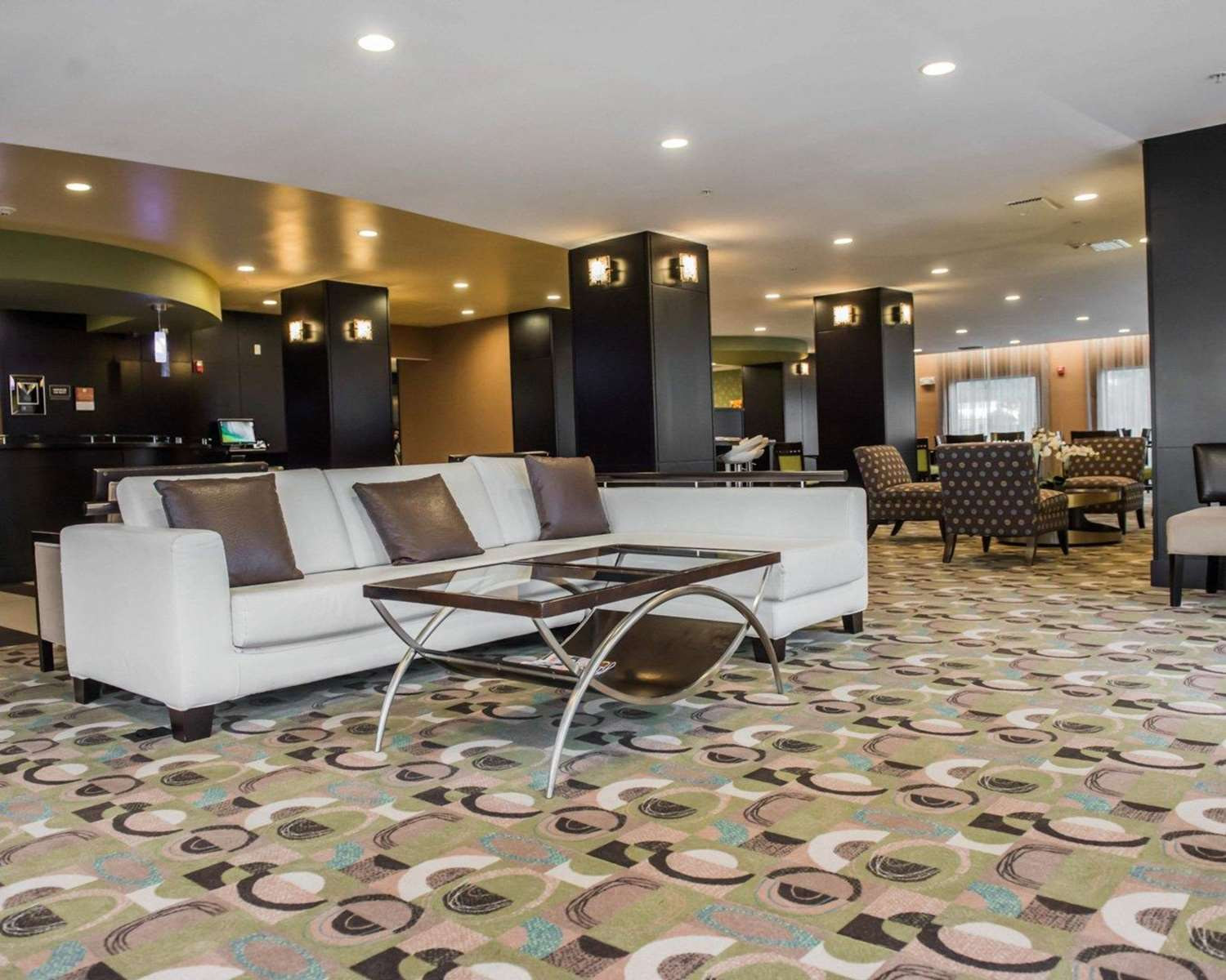 Lobby - Comfort Suites Lake City