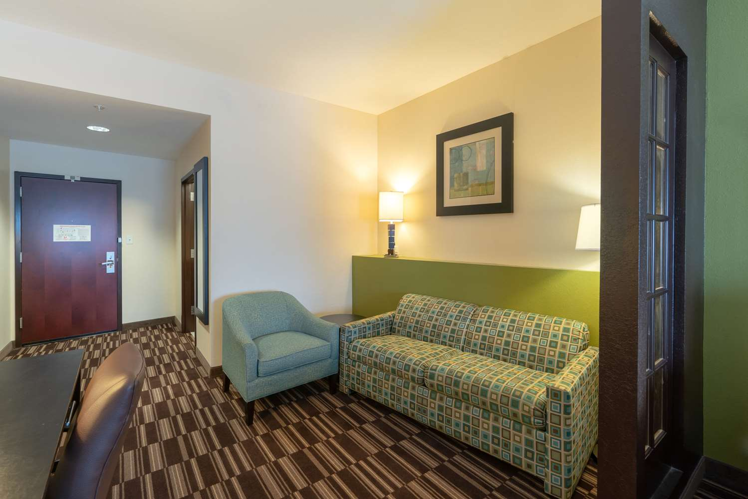 Suite - Comfort Suites Lake City