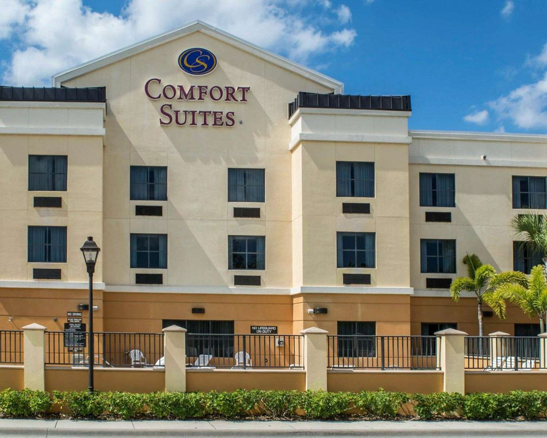 Exterior view - Comfort Suites Vero Beach
