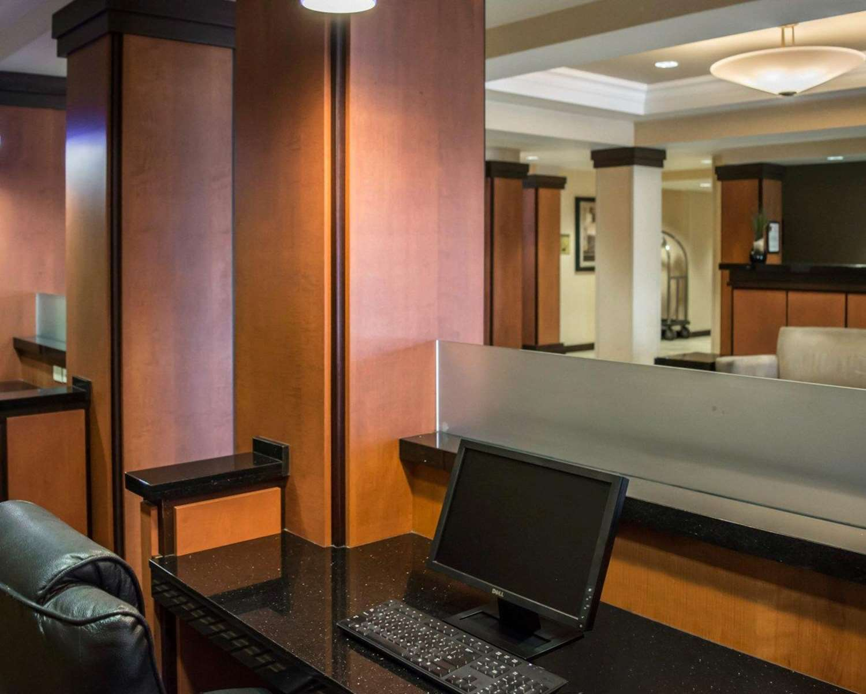 Conference Area - Comfort Suites Vero Beach